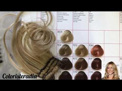 تفتيح الجذور الى الأشقر مع خبيرة الألوان راضيةbalayagege Blond Youtube Garlic Vegetables Youtube