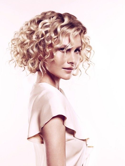 Pleasant Curly Bob Curly Bob Hairstyles And Bobs On Pinterest Short Hairstyles For Black Women Fulllsitofus
