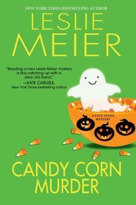 Candy Corn Murder by Leslie Meier | 14 Mysteries to Get You in the Halloween Spirit