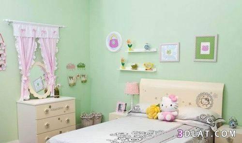 بالصور بنات بينك جميله ديكورات صور غرف للبنات نوم Girls Room Wallpaper Home Decor Room Wallpaper