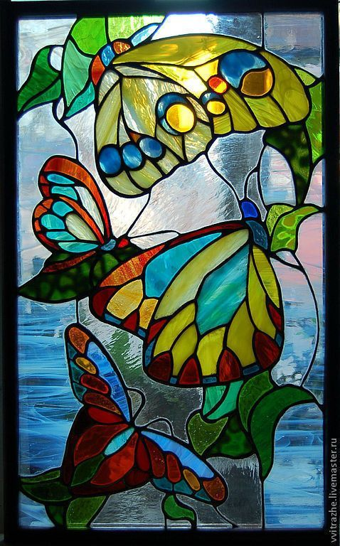 Trouvee Sur Bing Sur Www Pinterest Com Mx Glass Painting Patterns Stained Glass Butterfly Glass Painting Designs