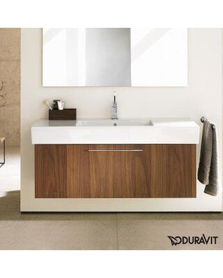 Duravit Vero 37 Single Bathroom Vanity