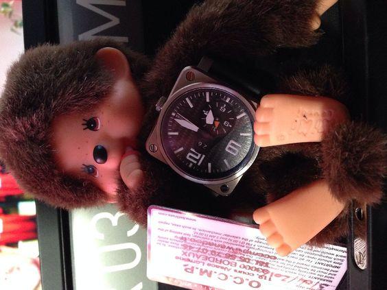 Coin des Affaires - Bell & ross 03-51 GMT 2012 - -- titane--2800€