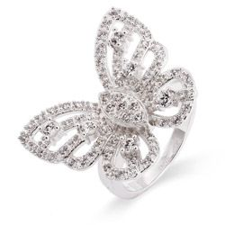 I finally found an exact replica of Mariah Carey's butterfly ring. I have been looking for a good one all my life and here it is so I will so buy one!