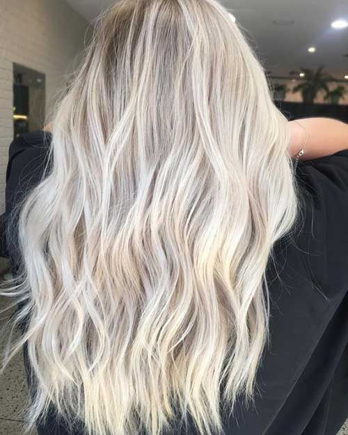 Best Blonde Hair Color Ideas Hairstyles 2020 New Hairstyles And