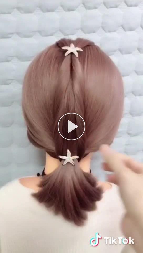 Hairstyle Tutorial Hair Pretty Shot Hair Styles Hair Braid Videos Hair Tutorial