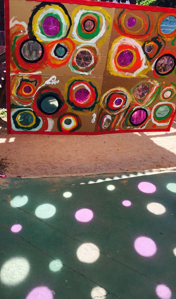 Círculos e cores