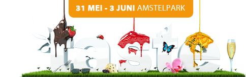 Taste of Amsterdam, end of May