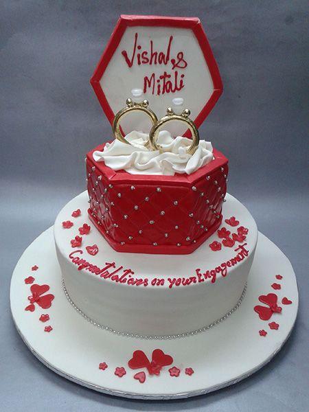 Modern Engagement Cake Designs Engagement Cake Design Engagement Party Cake Engagement Cake Images
