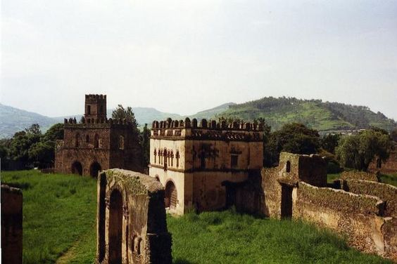 Castillo de Gondar (Etiopía)