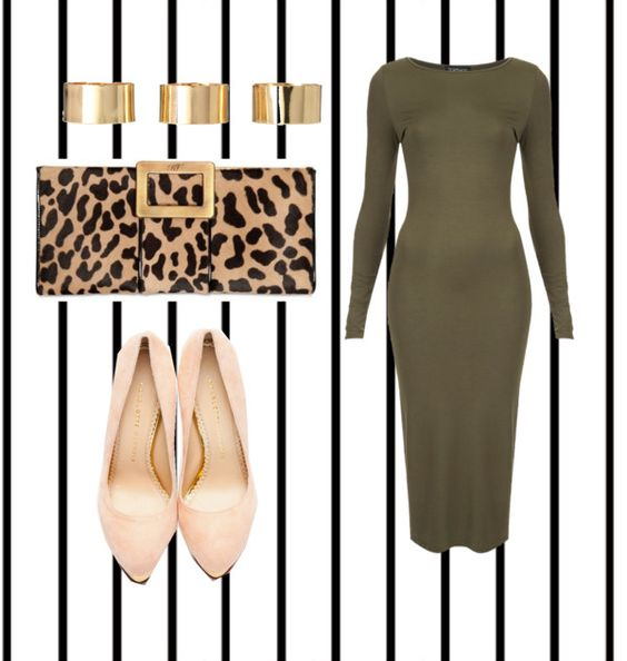 """""""A Little Leopard"""" by misschristele on Polyvore"""