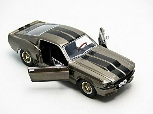 1967 Ford Mustang Custom Shelby Gt500 Eleanor Gone In 60 Seconds 1 24 Greenlight Ebay