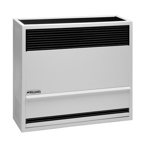 Williams 22 000 Btu Natural Gas Direct Vent Wall Heater At Menards Williams 22 000 Btu Natural Gas Direct Vent Wall Heate Direct Vent Menards Home Appliances