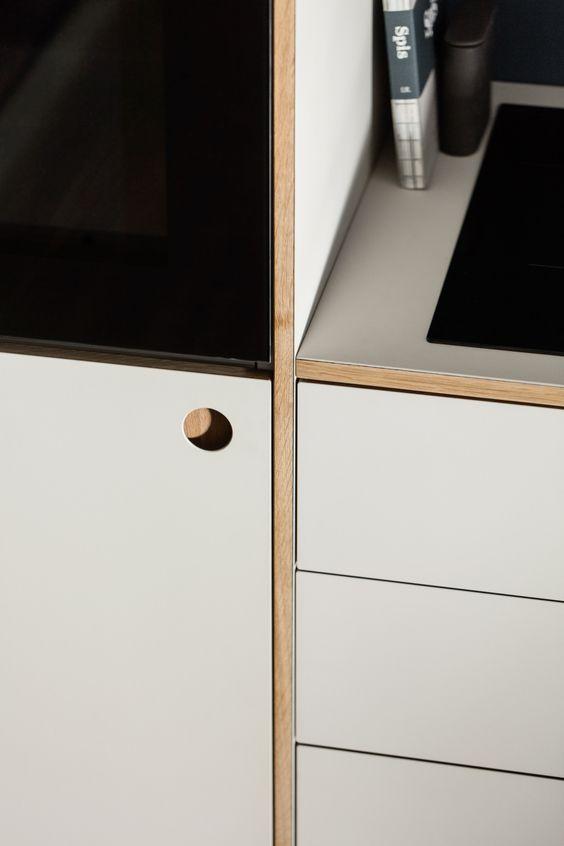 Reform   Kitchen   Basis 01   Linoleum   Home   Interior   Design - linoleum arbeitsplatte küche