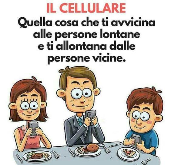 Il cellulare.: