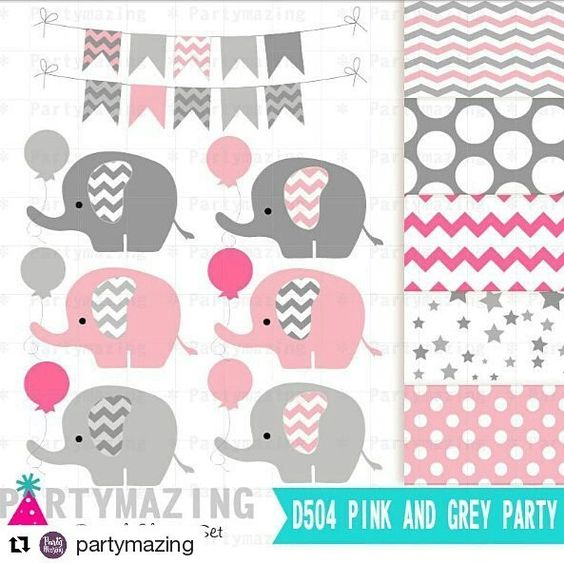 SALE 65% Off in all cliparts... All my elephant clipart have balloons :) these clipart set includes the digital paper. It is a wonderful day to be happy.. smile #smile #babyshower #clipartset #digitalart #illustration #kawaii #plannerclipart #printableparty #etsyseller #planneraddict #planner