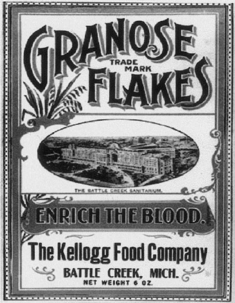 Image result for kelloggs granose