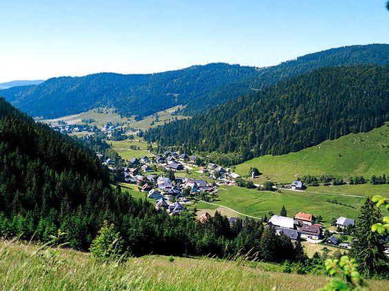 Menzenschwand, Schwarzwald