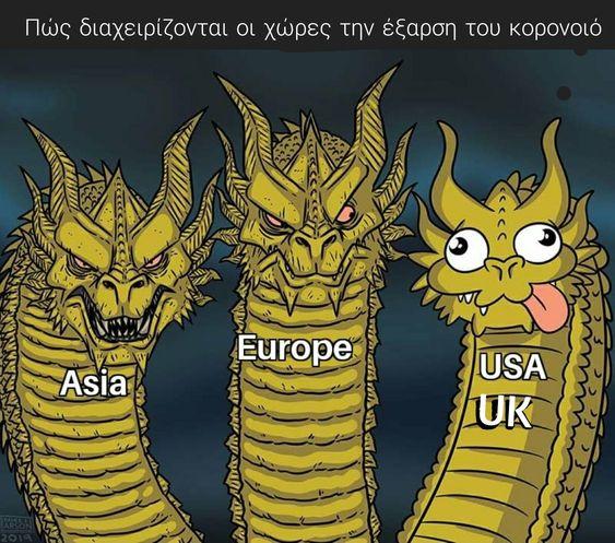 Πως διαχειρίζονται οι χώρες | to_giagiopoulo