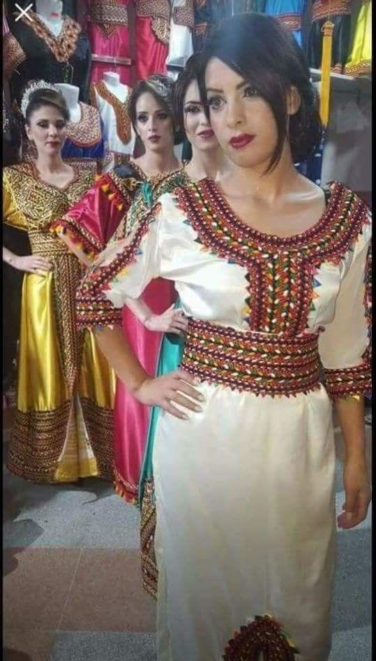 Robe kabyle ~berbère ~ en 2019