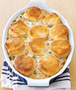 Chicken and Dumplings! Super fast and easy to make