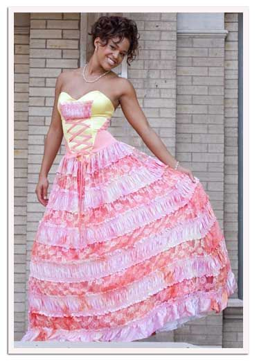 Prom dress pictures ugly christmas