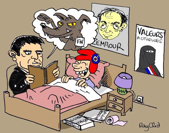Valls contre le FN