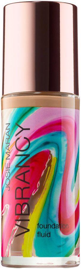 Josie Maran Vibrancy Argan Oil Foundation Fluid