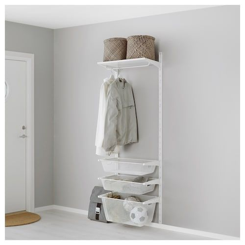Furniture Home Furnishings Find Your Inspiration Ikea Algot Algot Closet Organizing Systems