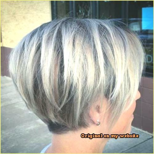 Frisuren Graue Haare Damen Frisuren Graue Haare Damen Frisuren Graue Haare Damen Bob Frisuren Kurz 2019 Graue Haar F In 2020 Short Hair Styles Hair Styles Fine Hair