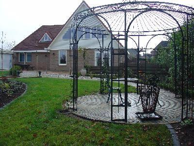 Prieel achtertuin achtertuin pinterest php - Prieel tuin ...