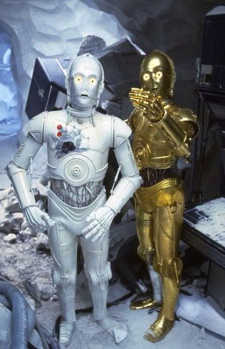 star wars the solitary life of droids Star wars: these could be the droids we're these could be the droids we're looking for in real life of how the droids of star wars may have inspired.