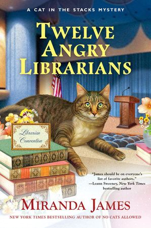 The New York Times bestselling author of No Cats Allowed and Arsenic and Old…February 2017...