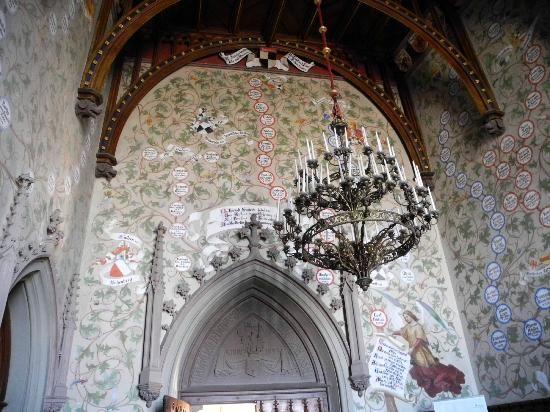 Pin On Castelo Burg Hohenzollern Alemanha