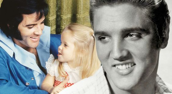 This Heartfelt Tribute to Elvis Presley And His Daughter, Lisa Marie, Shows A Father's Everlasting Love (VIDEO)