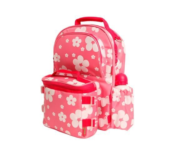 Blossom Backpack & Lunch box combo | Backpacks | Pinterest | Lunch ...