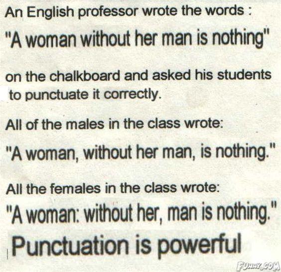 Punctuation