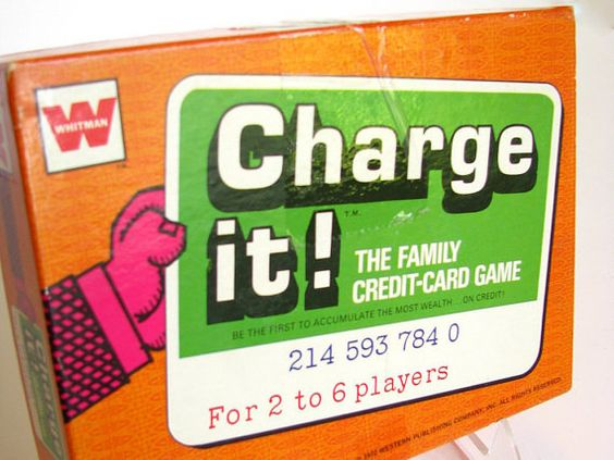 the Card game { Charge It! }