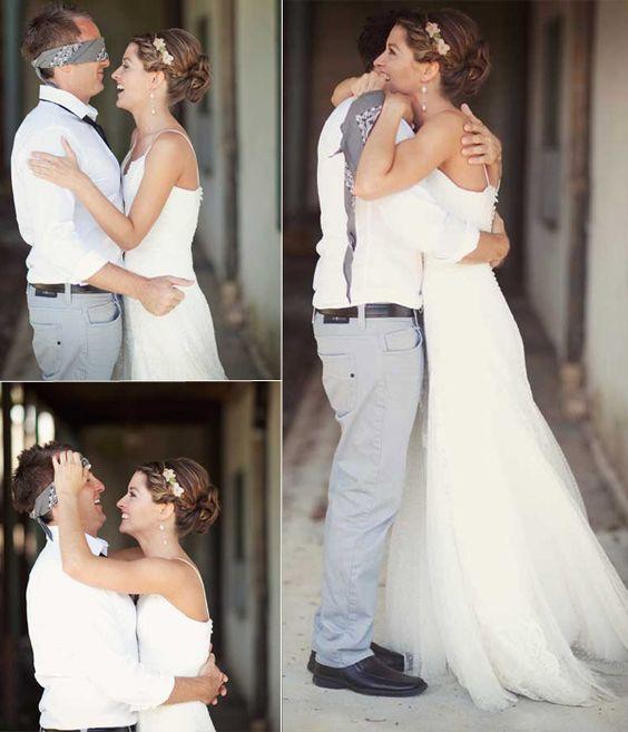 Bandana themed wedding dresses