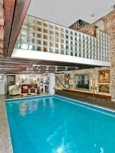 Chelsea Townhouse With Indoor Pool New York Ny Townhouse Dream Houses Pinterest Nyc York