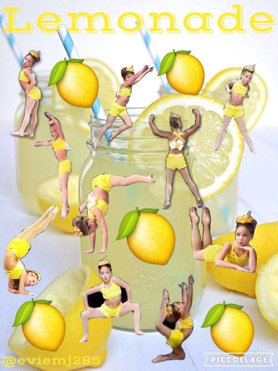 Lemonade credit: @eviemj285