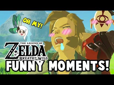 How I Joined The Yiga Clan Zelda Breath Of The Wild Funny Moments Youtube Breath Of The Wild Funny Legend Of Zelda Breath Funny Moments