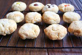 Shortbread cookies....