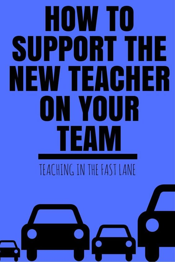 Actionable strategies for ensuring that the new teacher on your team feels welcome, comfortable, and prepared.