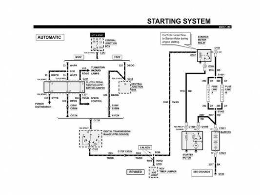 1998 Ford F150 Fuel Pump Wiring Wiring Diagram Fuel Pump Diagram