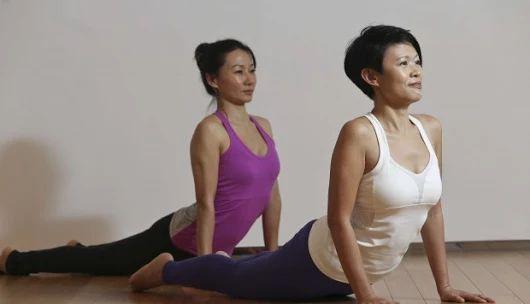 Hongkonger treats tinnitus with yoga and turns her life around - http://ow.ly/2Y5O303FBhJ #tinnitus #yoga #treatment #life #live #love #share