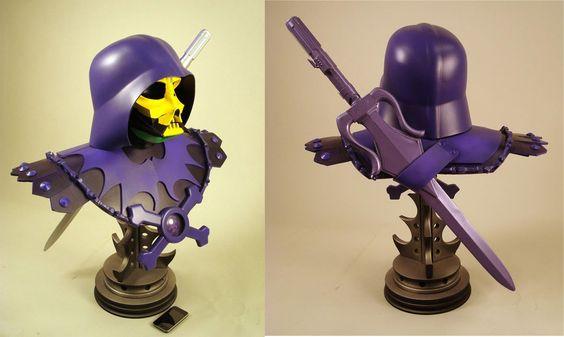 Skeletor Vader by Ryan Renders