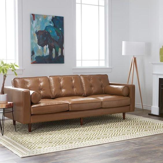 Mua sofa da tphcm đạt chất lượng với nơi chuyên cung cấp sofa da nhập khẩu