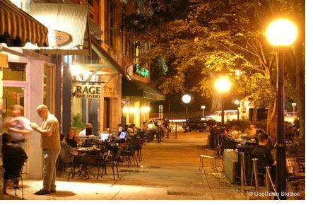 Downtown Athens, GA   Many people just don't know just how cool this little town is. I do.