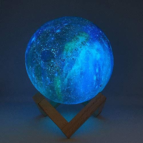 3d Printing Moon Lamp Do It Yourself In 2020 Led Light Lamp Lamp Light Night Light